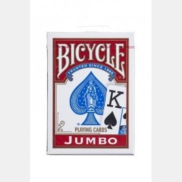 Jeu Bicycle Jumbo CAR1042 Tout voir