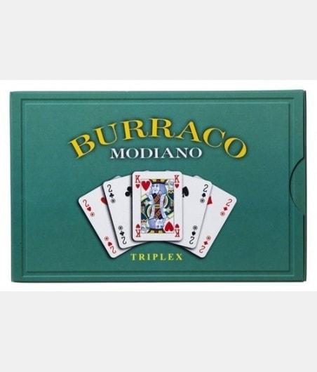 Jeu cartes Burraco CAR1071 Tout voir