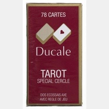 Tarot Ducale CAR4000 Cartes de tarot