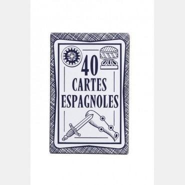 Jeu de cartes Astro espagnol CAR7005 Tout voir