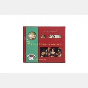 Jeu de cartes 7 familles Sylvie De Soye CAR7812 Cartes de tarot