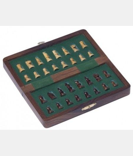 Coffret échecs magnétique ECH1603 Échecs