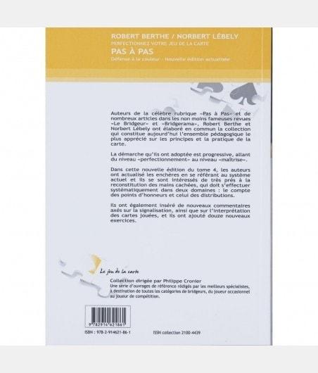 Pas à Pas Tome 4 LIV1019 Librairie