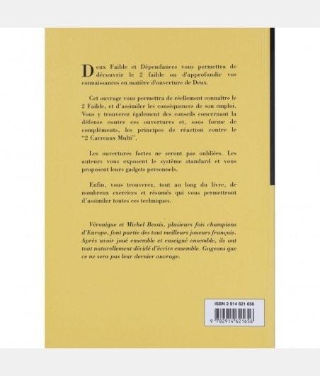 2 faible et dépendances  LIV1026 Librairie