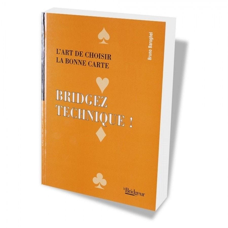 Bridgez technique ! LIV1028 Librairie