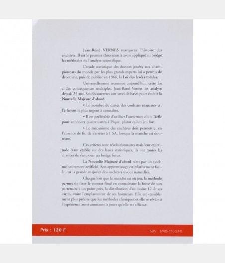 La nouvelle majeure d'abord LIV1197 Librairie