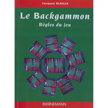 Backgammon rules of the game