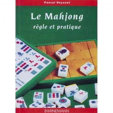 Le mah-jong règle et pratique LIV4241 Livres de jeux