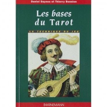 Les bases du tarot LIV4359 Livres de jeux