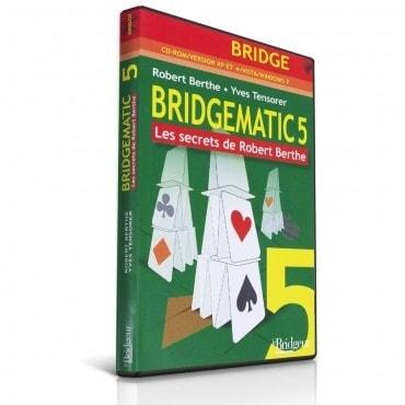 Bridgematic 5 - donnes préparées LOG1231 Logiciels de bridge
