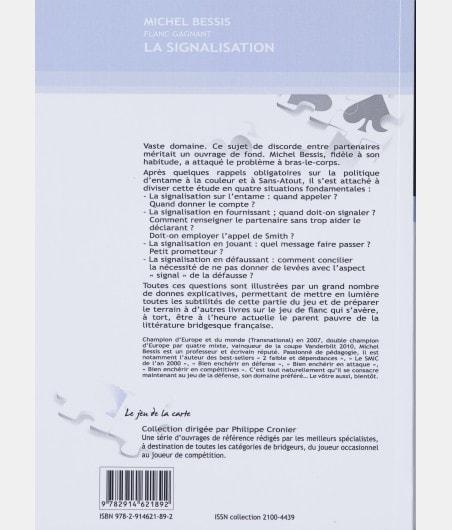 Flanc Gagnant Tome 1 : La Signalisation LIV1024 Librairie