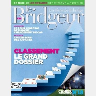 Le Bridgeur - Octobre 2015 bri_journal898 Anciens numéros