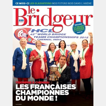 Le Bridgeur - Novembre 2015 bri_journal899 Anciens numéros
