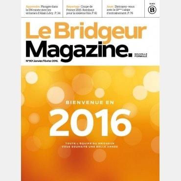 Le Bridgeur - Janvier 2016 bri_journal901 Anciens numéros