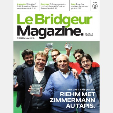 Le Bridgeur March / April 2016