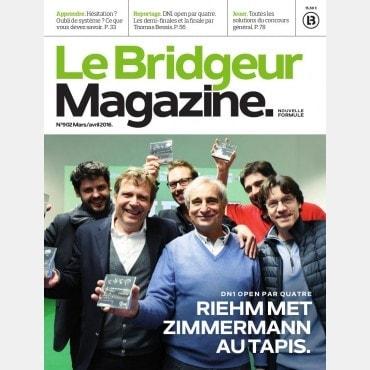 Le Bridgeur - Mars 2016 bri_journal902 Anciens numéros