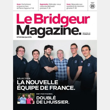 Le Bridgeur - Mai 2016 bri_journal903 Anciens numéros