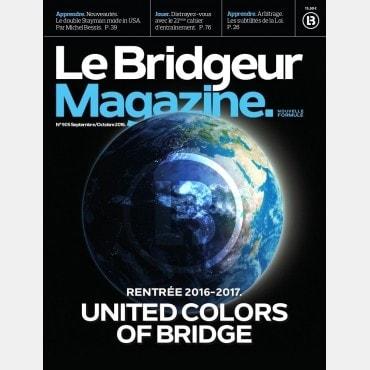Le Bridgeur - Septembre 2016 bri_journal905 Anciens numéros