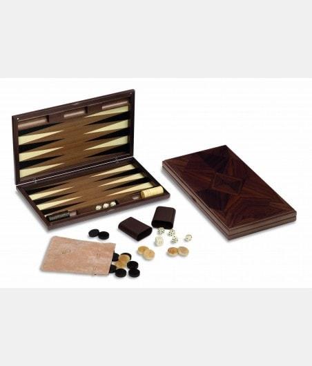 Backgammon bois BAC1006 Jeux