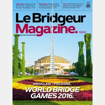 Le Bridgeur - Novembre 2016 bri_journal906 Anciens numéros