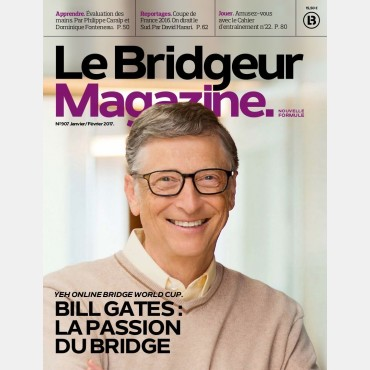 Le Bridgeur - Janvier 2017 bri_journal907 Anciens numéros