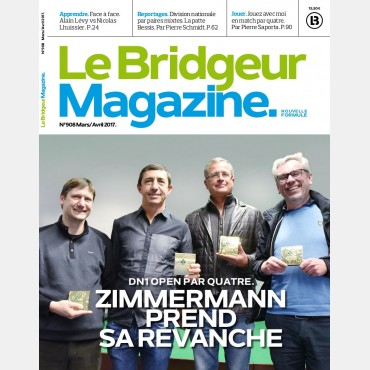 Le Bridgeur March / April 2017