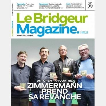 Le Bridgeur - Mars 2017 bri_journal908 Anciens numéros