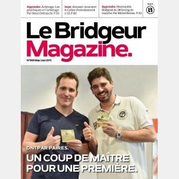 Le Bridgeur - Mai 2017 bri_journal909 Anciens numéros