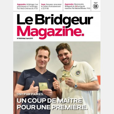 Le Bridgeur May / June 2017