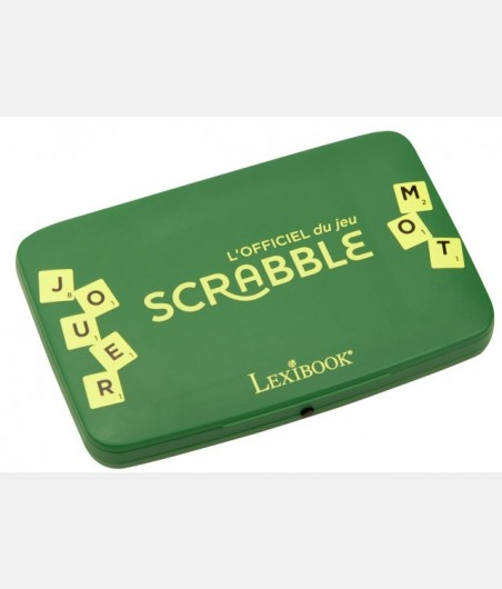 Dictionnaire électronique de Scrabble LOG4020 Scrabble