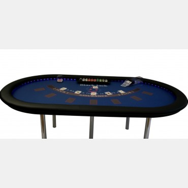 Table de Blackjack 7 joueurs CAS5000 Poker