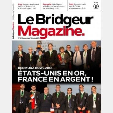 Le Bridgeur - Septembre 2017 bri_journal911 Anciens numéros