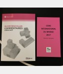 Pack : Code commentaires + code international FFB 2017 PAC1601 Librairie