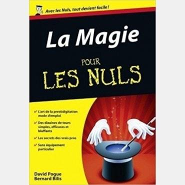 LA MAGIE POCHE POUR LES NULS Bernard BILIS et David POGUE LIV42389 Livres de jeux