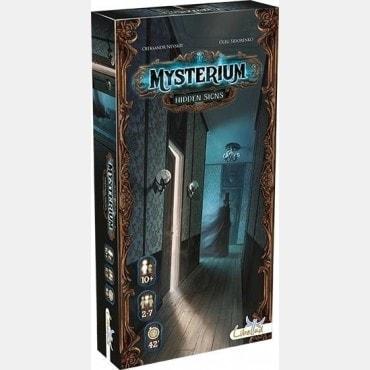 MYSTERIUM : EXTENSION HIDDENS SIGNS JEU1217 Jeux