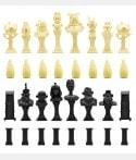 Astérix et Obélix Jeu d'échecs de collection en résine ECH8001 Échecs