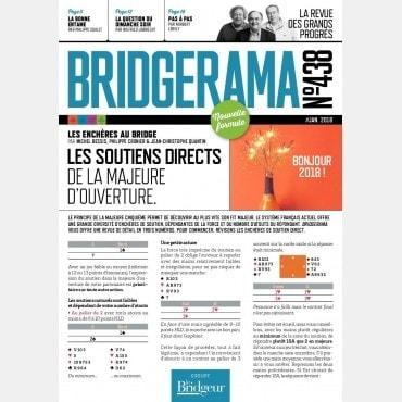 Bridgerama - Janvier 2018 rama_438 Anciens numéros