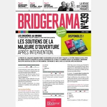 Bridgerama - Février 2018 rama_439 Anciens numéros