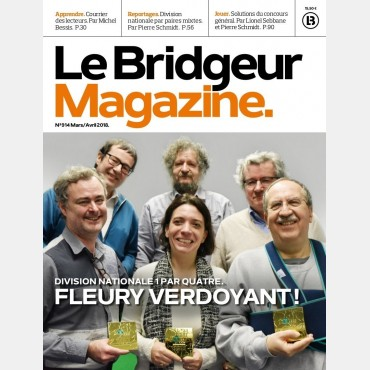 Le Bridgeur March / April 2018