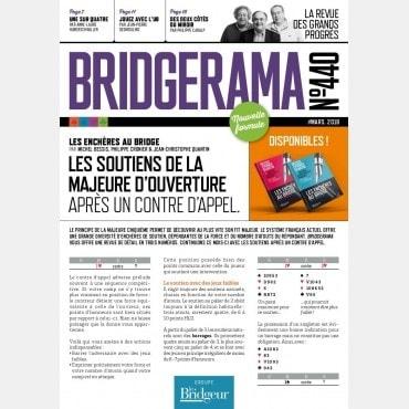 Bridgerama - Mars 2018 rama_440 Anciens numéros