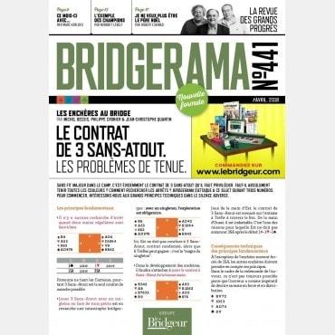 Bridgerama April 2018