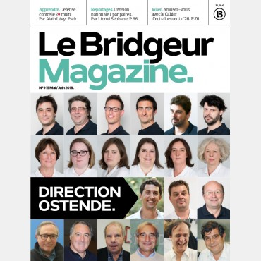Le Bridgeur May / June 2018