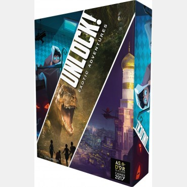 Unlock ! Exotic Adventures (Opus n°4) JEU11133 Jeux