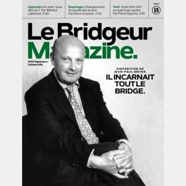 Le Bridgeur - Septembre 2018 bri_journal917 Anciens numéros