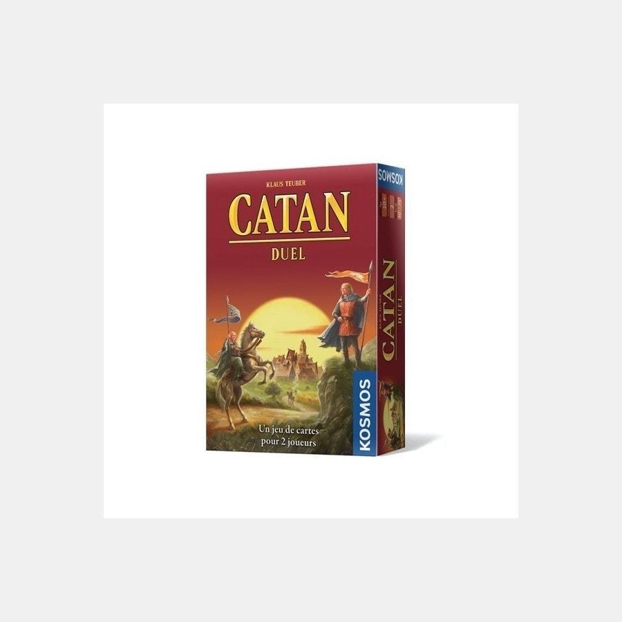 CATAN DUEL JEU56065 Jeux de société