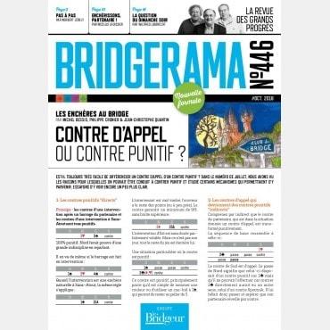 Bridgerama October 2018