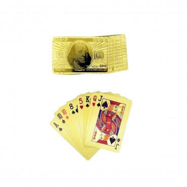 GOLD card games