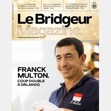 Le Bridgeur - Novembre 2018 bri_journal918 Anciens numéros