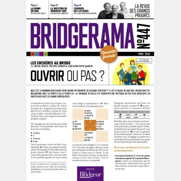 Bridgerama November 2018