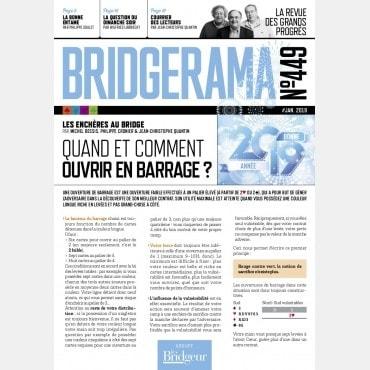 Bridgerama January 2019
